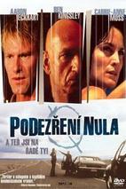 Plakát k filmu: Podezření nula