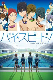Hai Supido: Free! Starting Days