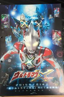 Ultraman X  - Ultraman X