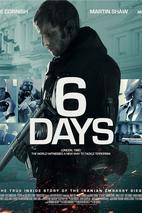 Plakát k filmu: 6 Days: Trailer
