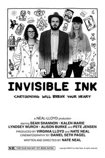 Invisible Ink  - Invisible Ink