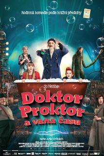 Jo Nesbø: Doktor Proktor a vana času