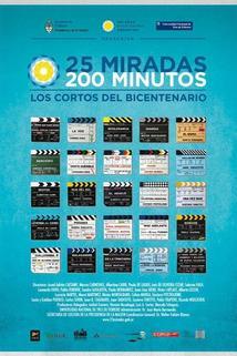 25 miradas, 200 minutos