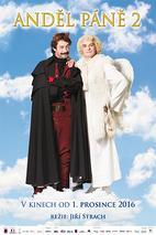 Plakát k filmu: Anděl Páně 2
