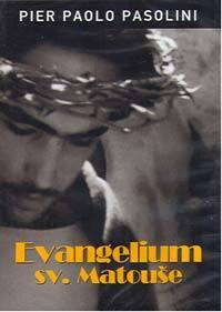 Plakát k filmu: Evangelium sv. Matouše