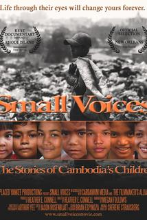 Small Voices: The Stories of Cambodia's Children