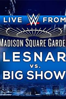 WWE Live from MSG 2015  - WWE Live from MSG 2015