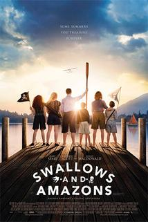 Vlaštovky a Amazonky  - Swallows and Amazons