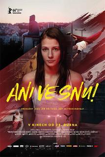 Plakát k filmu: Ani ve snu!