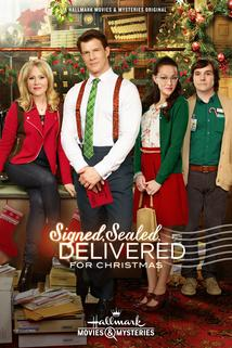Signed, Sealed, Delivered for Christmas  - Signed, Sealed, Delivered for Christmas