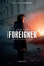 Plakát k filmu: The Foreigner: Trailer 2