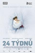 Plakát k filmu: 24 týdnů
