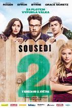 Plakát k filmu: Sousedi 2
