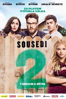 Sousedi 2  - Neighbors 2: Sorority Rising