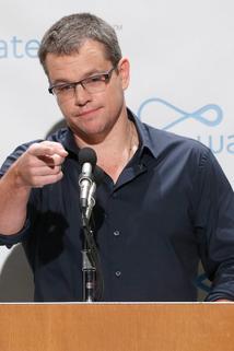 Matt Damon Goes on Strike!