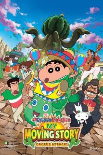 Crayon Shinchan: My Moving Story