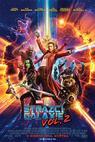 Plakát k filmu: Strážci Galaxie Vol. 2
