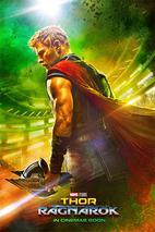 Plakát k filmu: Thor: Ragnarok