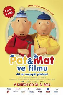 Plakát k filmu: Pat a Mat ve filmu