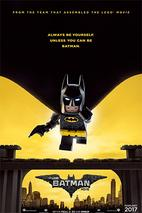 Plakát k filmu: LEGO® Batman film