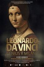 Plakát k filmu: Leonardo Da Vinci: Génius v Miláně