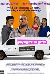 Paying Mr. McGetty
