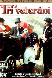 Plakát k filmu: Tři veteráni