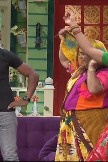 The Kapil Sharma Show - Ravishing Raveena & 'DJ' Bravo  - Ravishing Raveena & 'DJ' Bravo