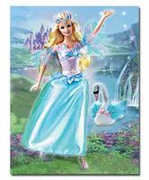 Barbie z Labutího jezera