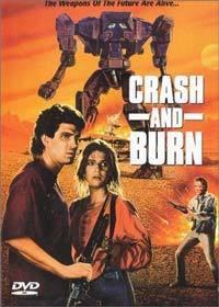 Zničit a spálit  - Crash and Burn