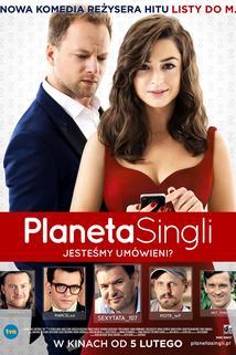 Plakát k filmu: Planeta singli