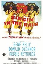 Plakát k filmu: Zpívání v dešti
