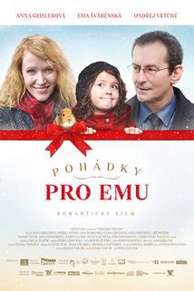 Plakát k filmu: Pohádky pro Emu
