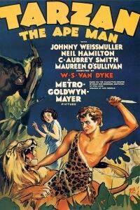 Tarzan, syn divočiny  - Tarzan the Ape Man
