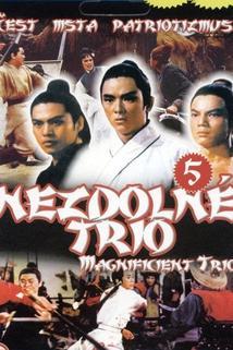 Nezdolné trio