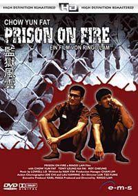 Vězení v plamenech