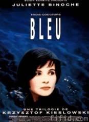 Tři barvy: Modrá  - Trois couleurs: Bleu