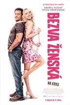 Plakát k filmu: Bezva ženská na krku