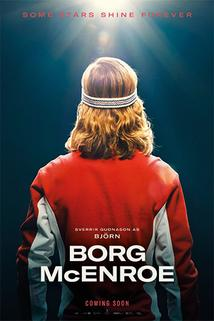 Plakát k filmu: Borg/McEnroe