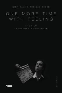 Plakát k filmu: Nick Cave: One More Time With Feeling