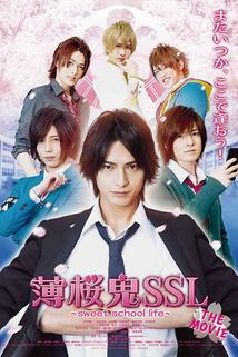 Hakuohki SSL: Sweet School Life - The Movie  - Hakuohki SSL: Sweet School Life - The Movie