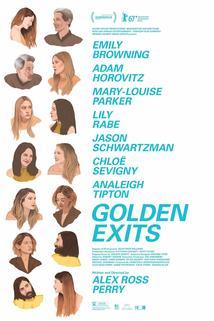 Golden Exits  - Golden Exits