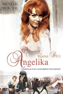 Báječná Angelika  - Merveilleuse Angélique