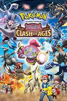 Pokemon za mûbî XY: Ringu no choumajin Fûpa