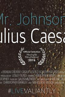 Mr. Johnson's Julius Caesar