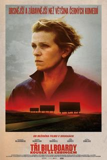 Plakát k filmu: Three Billboards Outside Ebbing, Missouri
