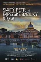 Plakát k filmu: Svatý Petr a papežské baziliky Říma 3D