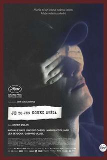 Plakát k filmu: Je to jen konec světa