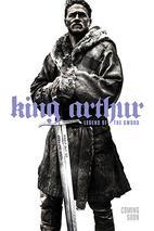 Plakát k filmu: Král Artuš: Legenda o meči