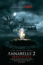 Plakát k filmu: Annabelle 2: Zrození zla